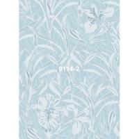 Орхидея голубая